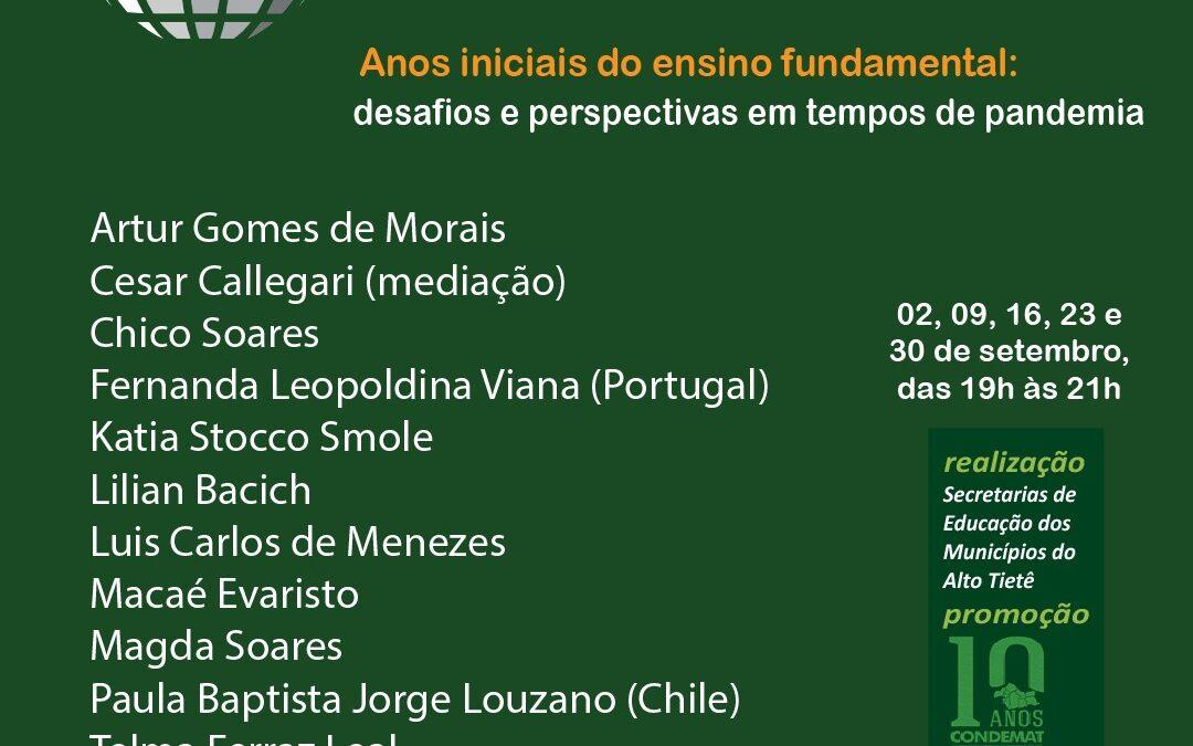 2º Fórum Internacional de Educação Municípios do Alto Tietê